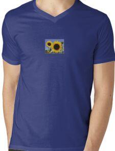 2015 Girasole Mens V-Neck T-Shirt