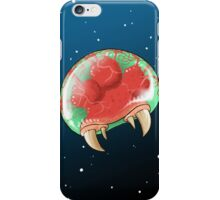 Oh look, a metroid. iPhone Case/Skin