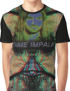Trippy Tame Impala Graphic T-Shirt