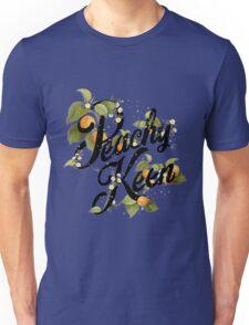 Peachy Keen : Mint Unisex T-Shirt