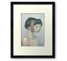Self 02 Framed Print