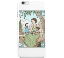 Leto and the twin gods iPhone Case/Skin