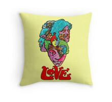 Love - Forever Changes Throw Pillow