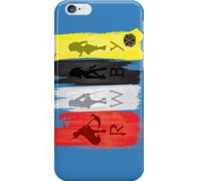 RWBY Paint iPhone Case/Skin