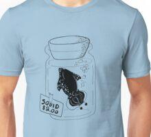Squid in a Bottle Unisex T-Shirt