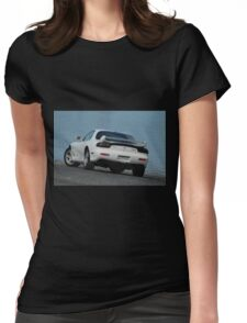 RX7 Womens Fitted T-Shirt