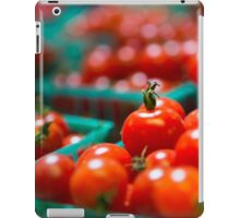 Cherry Tomatoes iPad Case/Skin