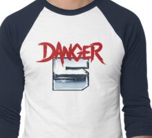 DANGER 5 SERIES 2 EMBLEM Men's Baseball ¾ T-Shirt