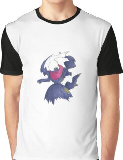 Spooky Darkrai Graphic T-Shirt