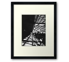 Arrested by the Light Framed Print