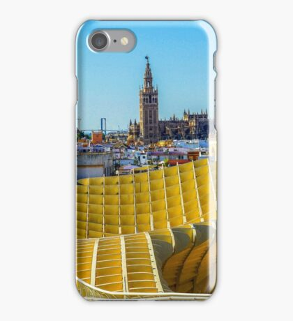 Seville - from the Metropol Parasol iPhone Case/Skin