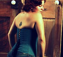 Corseted Beauty by truekaia