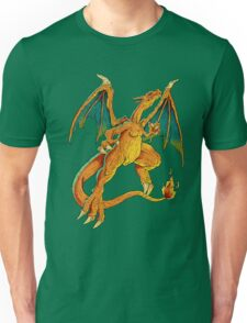 Charizard - Pokemon Unisex T-Shirt