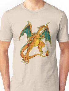 Charizard - Pokemon Unisex T-Shirt