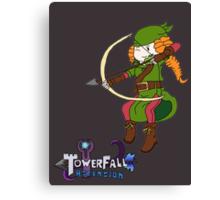 Towerfall Ascension - Vigilante Thief Canvas Print