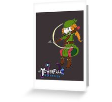 Towerfall Ascension - Vigilante Thief Greeting Card