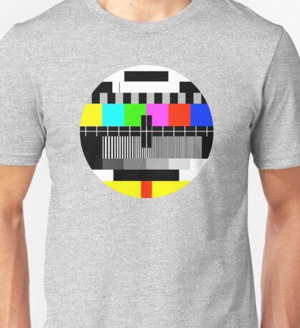 No signal (ERROR) Unisex T-Shirt