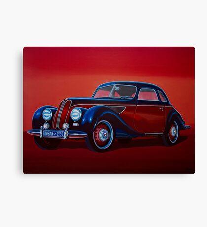 EMW Painting Canvas Print