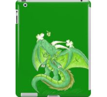 St. Patrick's Day Dragon iPad Case/Skin