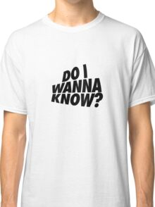 """AM1"" Classic T-Shirt"