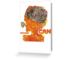 Can Tago-Mago Greeting Card