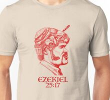 Ezekiel 25:17 The Path of the Righteous Man Unisex T-Shirt