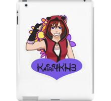 Kairi for KH3! iPad Case/Skin