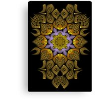 Fractal manipulation Canvas Print