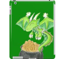 St. Patrick's Day Hatchling iPad Case/Skin