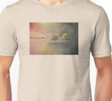 Pink Mountain Unisex T-Shirt