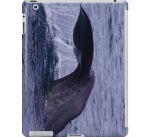 Sperm Whale Diving iPad Case/Skin