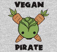 Vegan Pirate Kids Clothes