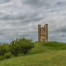 Broadway Tower, Worcestershire, UK by Pauline Tims