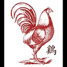 Chinese Zodiac Rooster Year of The Rooster by ChineseZodiac