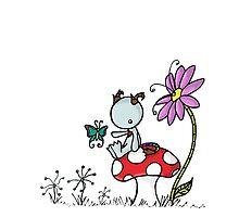 Scuffy the magical creature by Bianca Loran