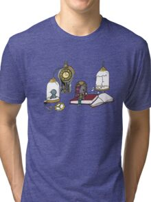 Clockwork Doll Tri-blend T-Shirt