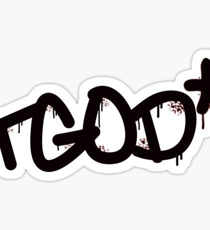 Taylor Gang Or Die TGOD Sticker