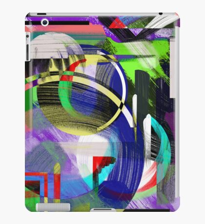 Try To Make Sense Of It All iPad Case/Skin