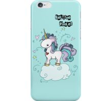 Fantastic Unicorn  iPhone Case/Skin