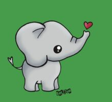 Elephant by reloveplanet
