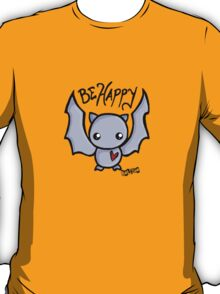 Be Happy Batty T-Shirt