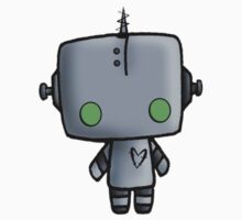 Adorable Robot Kids Clothes