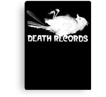 Death Records - Phantom of the Paradise Canvas Print