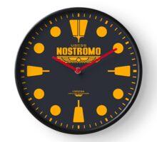 Alien Nostromo clock Clock