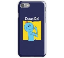 can do !  iPhone Case/Skin