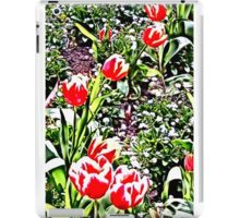 Tulips - Floral Collection iPad Case/Skin