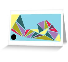 HOLLAND PRISM Greeting Card