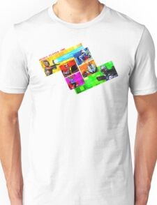 Welcome to Castle Anorak Unisex T-Shirt