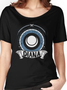 Diana - Scorn of the Moon Women's Relaxed Fit T-Shirt