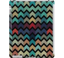 Watercolor Chevron Pattern II iPad Case/Skin